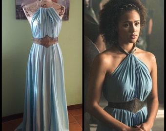 Daenerys Yunkai Missandei Slave Dress - Game of Thrones Cosplay Costume Sale