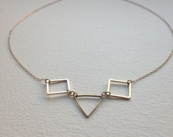 Urban Geo Necklace