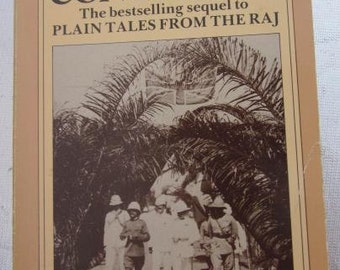 Tales From The Dark Continent Charles Allen Tales From The Raj Historical Images of British Colonial Africa Vintage Paperback 1980