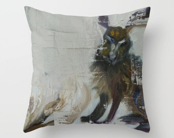 Rabbit 4 Pillow