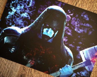 Ronan the Accuser Guardians of the Galaxy Art Print