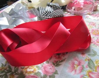 lots of ribbon (5 sets)