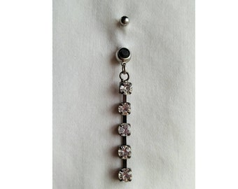 Bejeweled Navel Ring