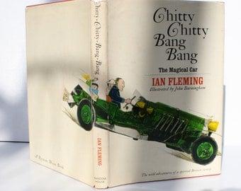 Items similar to Chitty Chitty Bang Band by Ian Fleming ...
