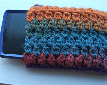 Phone cover - glasses case - cozy