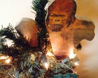 King Kong Christmas Tree Topper