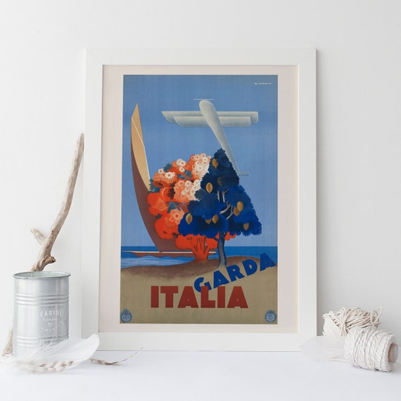 italienne affiche italie art d co affiche pr t cadre ikea. Black Bedroom Furniture Sets. Home Design Ideas