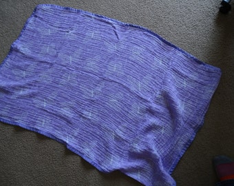 Double Gauze Blankets