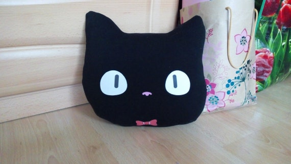 Jiji pillow Ghibli Kiki s delivery service by TheComicKitty