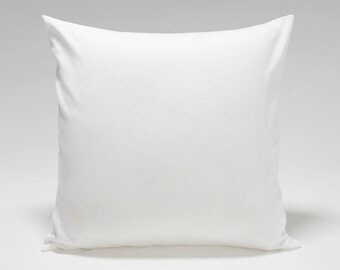 White Pillow Sham