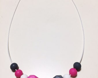 Breast feeding and teething necklace