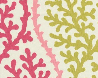 BIG SALE!!!, Coral Splendor Pink Sand, Fabric By The Yard