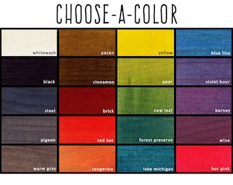 10x10 Frame, Custom Frame, 10x10 Picture Frame, Choose-A-Color, Custom Color Frame, Photo Frame, Custom Picture Frame, 10x10 Photo Frame