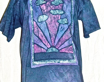 Batik Sunrise T-shirt
