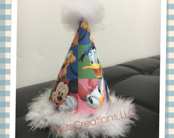 Character Birthday Hat