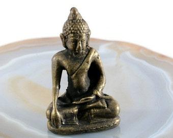 Buddha, Bronze, asiatica - 1172