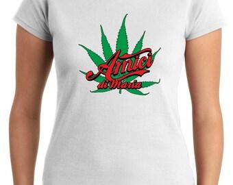 T0359 Friends t-shirt cool drinks
