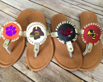 Extra Embroidered Sandal Disc