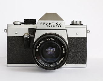 Analogue camera - Praktica Super TL2