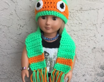 TMNT hat for American Girl doll