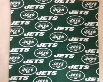 "New York ""Jets"" 16""X16"" Pillow Case/Cover"