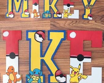 """Pokemon Letters 10.5"""""""