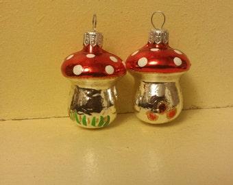 Glitter Mushroom Etsy