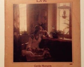 Evie Gentle Moments Vintage Record Album LP Inspirational Music 1976