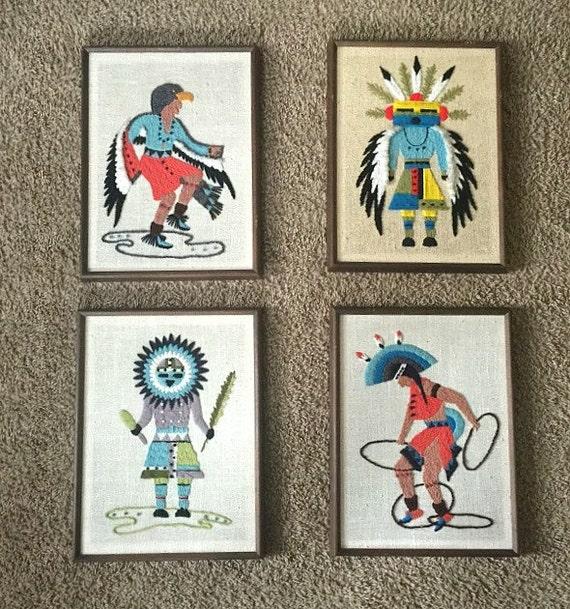 Native American Wall Art Native Newborn By Highlanddesignco