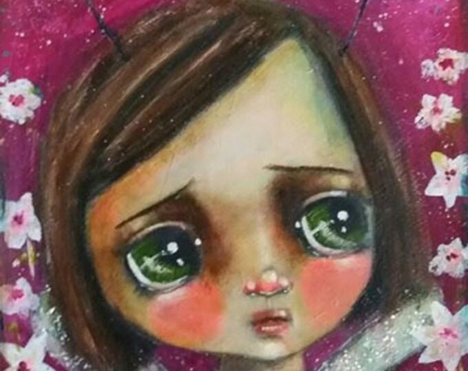 Maggie original Painting