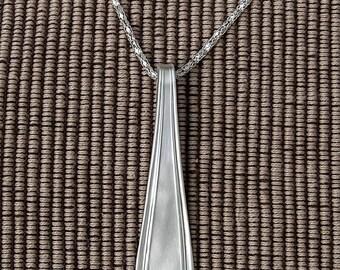 Silverware Handle Necklace NSC011