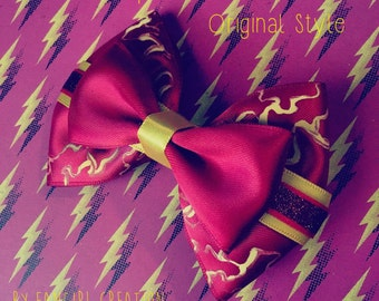 The Flash Inspired Bow