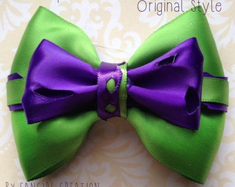 The Hulk Inspired Bow