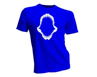 Shark Teeth T Shirt