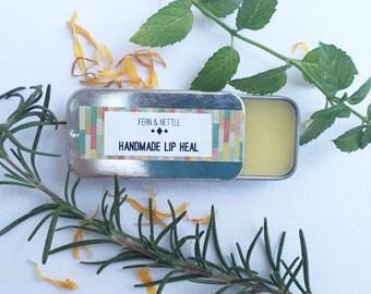 Calendula + Mint Lip Heal