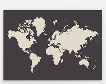 Oversized world map timekeeperwatches gumiabroncs Gallery