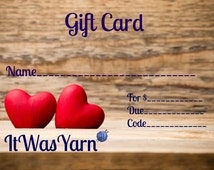 Gift Card Holidays Gift Certificate 25 dollars and over - Email Last Minute Gift for Christmas, Birthday, Valentine's Day, Anniversary