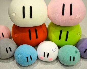 anime CLANNAD Dango Family cuddle Plush Doll - BIG (M)