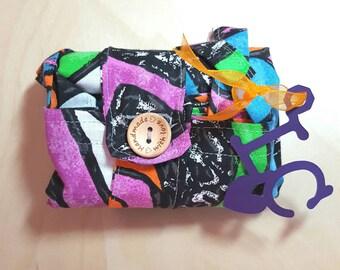 SALE Foldable market tote bag - Reuse me.