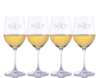 Crystal Chardonnay Glass By Riedel-Free Shipping