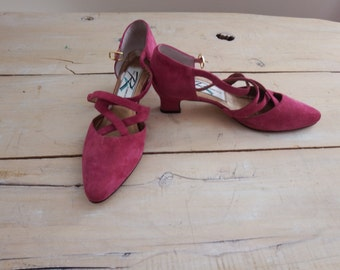 ros hommerson heels - high heels  - pumps shoes -  formal shoes - vintage heels