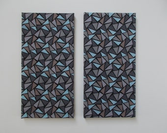 Fabric wall hanging Etsy