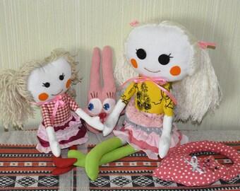 Doll Interior, Home Decoration, Textile Doll, Doll Decor