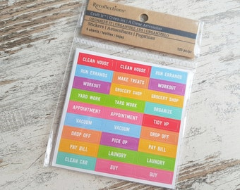 """Recollections stickers """"activity"""""""