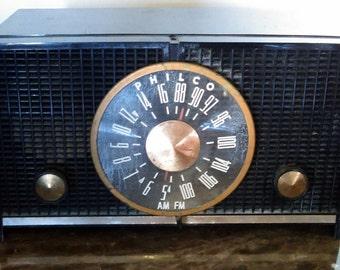 Vintage 1959 Philco G974 Tube Radio