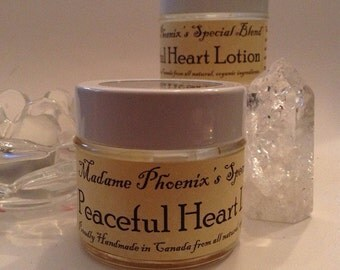Peaceful Heart Tranquility Lotion
