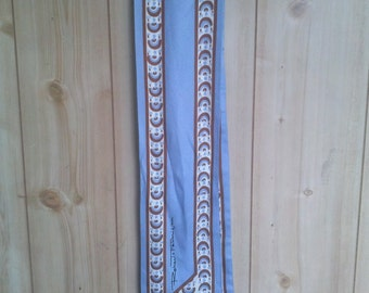 Vintage 1970's Roberto Fabbriciani silk scarf