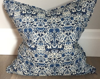 1 x 18 x 18 inch pillow cover, Liberty London