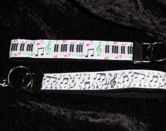 Music Lovers Key Fobs