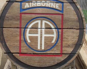 """Airborne """"Barrel Top"""""""